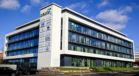 SSC Unternehmenssitz Cubus Böblingen