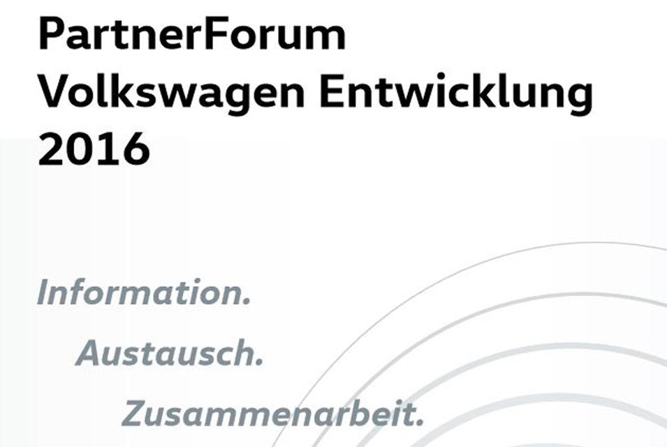 SSC-Services_Newsroom_PartnerForum_Volkswagen_2016