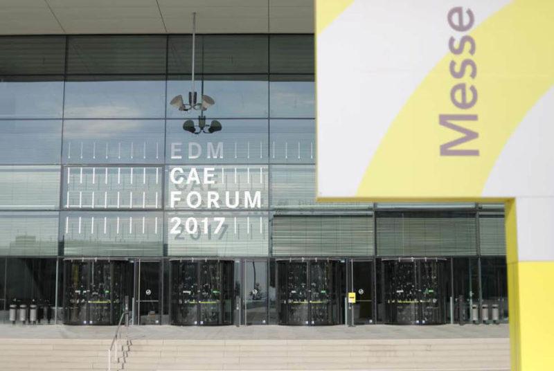 eSmaC-Anwendertreffen beim Daimler EDM CAE Forum 2017