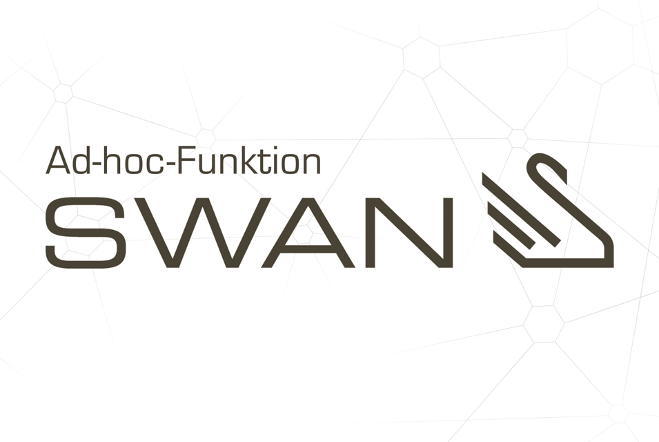 SSC Services Newsroom SWAN Ad-hoc-Funktion